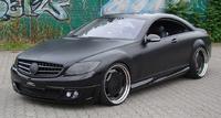 Аэродинамический обвес MEC Design для Mercedes CL W216