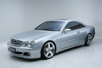 Аэродинамический обвес WALD Executive Line для Mercedes CL-class (W215)