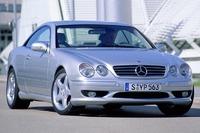 Аэродинамический обвес CL55 AMG для Mercedes CL-class (W215)