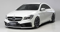 Обвес WALD Black Bison для Mercedes CLA C117
