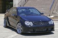 Аэродинамический обвес VITT Super Wide Version для Mercedes CLK (W209)