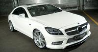Аэродинамический обвес Carlsson для Mercedes CLS C218