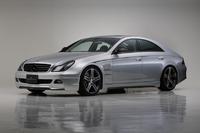 Аэродинамический обвес WALD Sports Line для Mercedes CLS-class (C219)