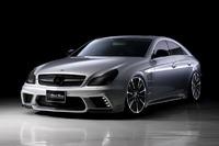 Аэродинамический обвес WALD Black Bison для Mercedes CLS-class (C219)