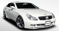 Аэродинамический обвес Branew для Mercedes CLS-class (C219)