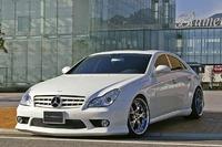 Аэродинамический обвес VITT Wide Version для Mercedes CLS-class (C219)