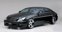 Аэродинамический обвес Fabulous для Mercedes CLS-class (C219)