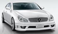Аэродинамический обвес Kenstyle для Mercedes CLS-class (C219)