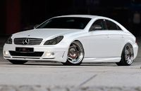 Аэродинамический обвес MEC Design для Mercedes CLS-class (C219)