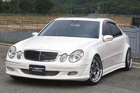Аэродинамический обвес VITT Super Wide Version для Mercedes E-class (W211)