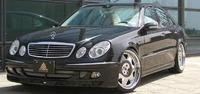 Аэродинамический обвес Auto Couture Credential Line для Mercedes E-class (W211)