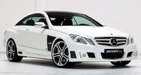 Аэродинамический обвес Brabus для Mercedes C207 E-class Coupe