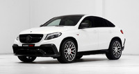 Обвес Brabus для Mercedes GLE63 Coupe C292