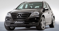 Аэродинамический обвес Lorinser для Mercedes ML W164