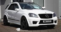 Аэродинамический обвес Prior Design для Mercedes ML (W164)