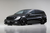 Аэродинамический обвес WALD Black Bison для Mercedes R-class (W251)
