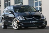 Аэродинамический обвес Brabus для Mercedes R (W251)