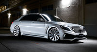 Обвес WALD Black Bison для Mercedes S-class W222 (Type-2)