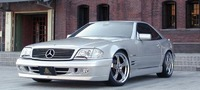 Аэродинамический обвес Auto Couture Credential Line для Mercedes SL-class (R129)