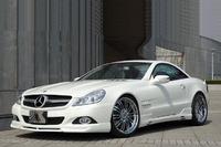 Аэродинамический обвес Auto Couture для Mercedes SL-class (R230)