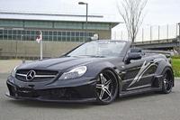 Аэродинамический обвес VITT Squalo для Mercedes SL-class (R230)