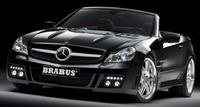 Аэродинамический обвес Brabus для Mercedes SL-class (R230)