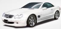 Аэродинамический обвес Artisan Spirits High-spec Line для Mercedes SL-class (R230)