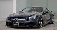 Обвес VITT Squalo для Mercedes SL R231