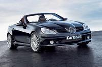 Аэродинамический обвес Carlsson для Mercedes SLK-class (R171)