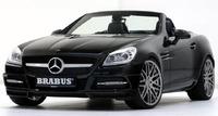Обвес Brabus для Mercedes SLK R172