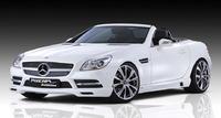 Аэродинамический обвес Piecha Design для Mercedes SLK R172