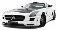 Обвес Hamann Hawk для Mercedes SLS C197