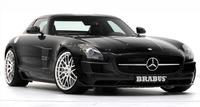 Обвес Brabus Star для Mercedes SLS C197