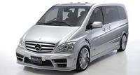 Обвес WALD Black Bison для Mercedes Viano W639