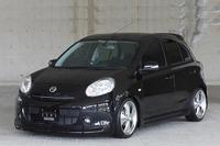Аэродинамический обвес MzSpeed Smart Line для Nissan Micra (K13)