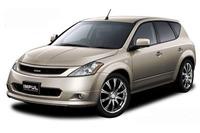 Аэродинамический обвес Impul v1 для Nissan Murano (Z50)