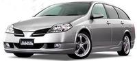 Аэродинамический обвес DAMD для Nissan Primera (P12)