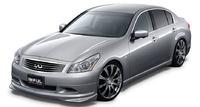 Аэродинамический обвес Impul для Nissan Skyline (R36)