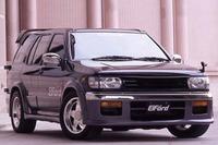 Аэродинамический обвес Elford для Nissan Terrano (R50)