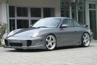 Аэродинамический обвес Hamann для Porsche 911 (996)