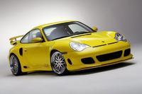Аэродинамический обвес Gemballa GT для Porsche 911 (996)