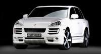 Аэродинамический обвес JE Design для Porsche Cayenne 957