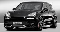 Обвес Caractere для Porsche Cayenne 958