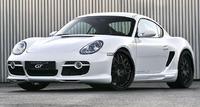 Аэродинамический обвес Gemballa GT для Porsche Cayman (987)