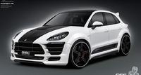 Аэродинамический обвес GSC для Porsche Macan