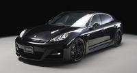 Обвес WALD Black Bison для Porsche Panamera