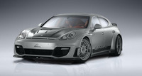 Обвес Lumma CLR 700 GT для Porsche Panamera