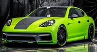 Обвес Regula Exclusive для Porsche Panamera