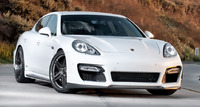 Аэродинамический обвес Vorsteiner для Porsche Panamera