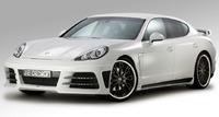 Аэродинамический обвес JE Design для Porsche Panamera
